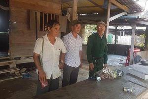 Campuchia bắt 4 người Việt săn bắt trộm