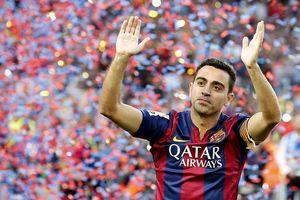 Xavi thông báo quyết định giải nghệ ở tuổi 39