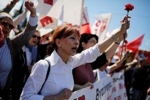Hàng triệu người trên thế giới tuần hành nhân Ngày Quốc tế Lao động