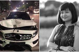 Cô giáo bị tai nạn hầm Kim Liên: 'Nhờ cô Quỳnh - con tôi viết chữ đẹp'