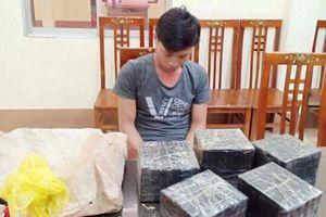 Phá đường dây ma túy xuyên quốc gia