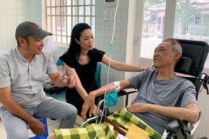 Đồng nghiệp xót xa nói lời vĩnh biệt nghệ sĩ Lê Bình