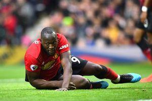 Lukaku chẳng còn cơ hội chơi cho Man United
