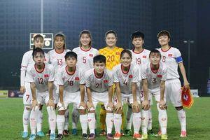 Đội tuyển U.19 nữ Việt Nam sang Trung Quốc dự giải quốc tế