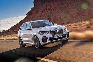 BMW X5 2019, 'đối thủ' Mercedes-Benz GLE sắp về Việt Nam