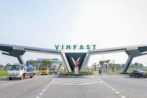 Vingroup sẽ cung cấp dịch vụ xe ôtô buýt chạy điện