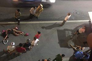 Khởi tố lái xe Mercedes đâm chết người ở hầm Kim Liên