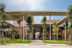 Trung tâm Giáo dục Đào tạo Viettel ngập sắc xanh trên báo Tây