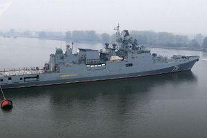 Nga mang tàu khu trục có tên lửa khiến Tomahawk 'chào thua' tới Thổ Nhĩ Kỳ