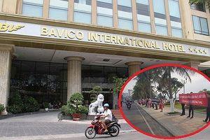 Dân xuống đường băng rôn đòi quyền lợi dự án khách sạn Bavico Nha Trang