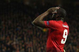 Lukaku báo tin dữ cho M.U trước thềm 2 trận 'chung kết'