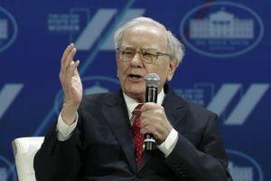 Tỉ phú Warren Buffett đầu tư 10 tỷ đô la vào công ty dầu khí Occidental Petroleum
