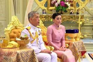 Nữ sĩ quan cấp tướng trở thành Hoàng hậu Thái Lan