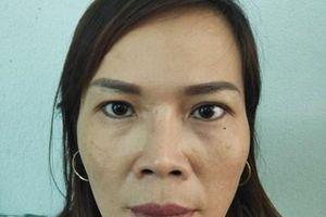 Nữ quái có 3 tiền án về tội trộm cắp tài sản, vừa ra trại đã đi móc túi