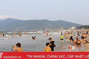 Hơn nửa triệu lượt du khách, du lịch Hà Tĩnh bội thu trong 5 ngày nghỉ lễ
