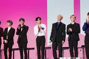 Nhóm nhạc BTS Hàn Quốc giành 2 giải tại Giải thưởng âm nhạc Billboard