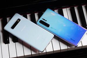 Huawei tiếp đà tăng trưởng trên thị trường smartphone, bám sát Samsung và bỏ xa Apple