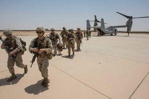 Iran ban hành đạo luật coi quân Mỹ ở Trung Đông là 'khủng bố'