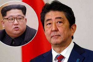 Lý do Thủ tướng Shinzo Abe muốn gặp ông Kim Jong Un vô điều kiện