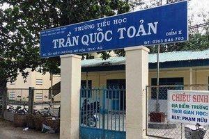 Bắt giam gã phụ huynh biến thái dâm ô 6 bé gái ở trường tiểu học
