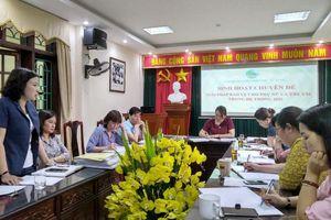 'Giải pháp bảo vệ phụ nữ và trẻ em trong hệ thống Hội'