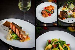 Café Central Villa Pasteur: Trải nghiệm ẩm thực với đầu bếp ngôi sao