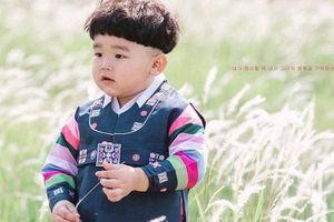 Bộ ảnh của cậu bé 3 tuổi được ví như 'tiểu soái ca' vì quá đáng yêu