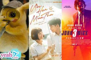 Điện ảnh tháng 5: Bữa tiệc buffet dành cho mọi tín đồ mê phim ảnh