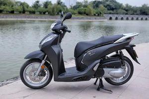 Honda SH300i có lệ phí trước bạ hơn 306 triệu đồng
