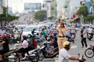 Cấm nhiều tuyến đường tại Hà Nội trong ngày quốc tang Đại tướng Lê Đức Anh