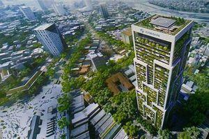 Lửng lơ số phận dự án tòa tháp Eximbank