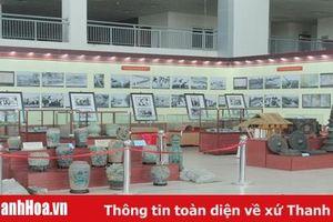 Hoàn thành công tác trưng bày triển lãm 'Thanh Hóa xưa và nay'
