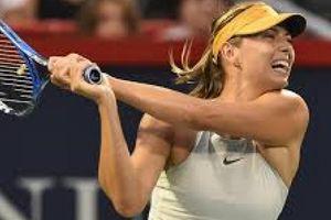 Sharapova rút khỏi giải quần vợt Ý mở rộng do chấn thương kéo dài