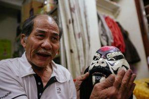 Lão nghệ sỹ già và giấc mơ giữ gương mặt tuồng xưa