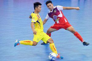 Video trực tiếp S.Khánh Hòa vs Sài Gòn, giải Futsal VĐQG HDBank 2019