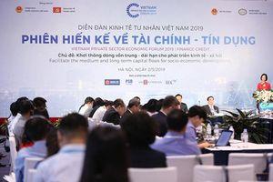 Phó Trưởng ban Kinh tế Trung ương: Tư nhân vẫn khó tiếp cận vốn