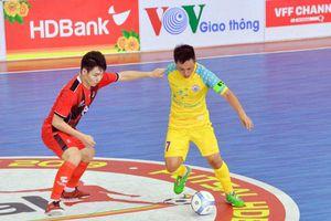 Video trực tiếp Thái Sơn Nam vs Cao Bằng, giải VĐQG Futsal HDBank 2019