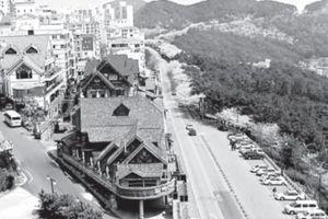 'Thủ đô' mùa hè của xứ Kim chi