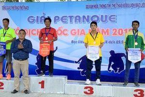 Bi sắt Hà Nội lần thứ hai vô địch toàn đoàn giải quốc gia