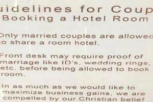 Quy tắc cho khách thuê khách sạn ở Philippines đang bị chỉ trích mạnh mẽ