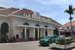Doanh nghiệp tư nhân đề xuất di dời ga Nha Trang