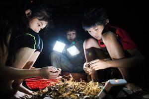 Samsung tiếp tục tặng 1.000 đèn năng lượng mặt trời cho người dân vùng cao, vùng xa