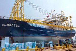 Quảng Nam: Số phận long đong của một con tàu