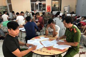 Đà Nẵng: Phát hiện 80 người dương tính với ma túy tại quán bar Club F3