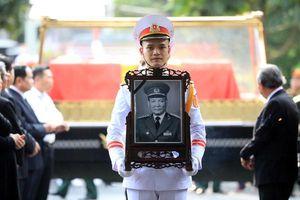 Lễ An táng nguyên Chủ tịch nước, Đại tướng Lê Đức Anh