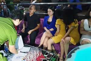Bắt 4 người tàng trữ ma túy trong vũ trường ở Đà Nẵng
