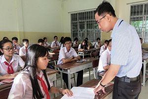 Cần Thơ: Đảm bảo 70% học sinh THCS được học lớp 10 công lập