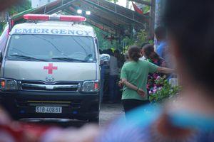 Vụ thảm sát 3 người ở Bình Tân: Hai bà cháu chui vào tủ vái phật