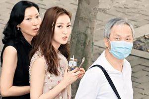 Á hậu Hong Kong ly hôn vì chồng tuổi U70 không chịu có con