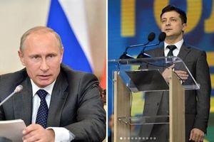 Ông Zelensky trả lời Putin: Nga-Ukraine chỉ chung biên giới